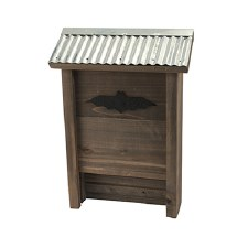 Bat House, Rustic