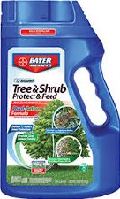 Bayer Tree & Shrub, 4lb