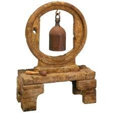 Bell, Circle Garden Bell