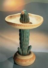 Birdbath, Desert Sombrero