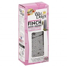 Bird Food, Finch Sock Feeder