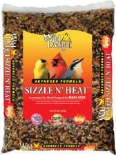 Bird Food, Sizzle, 5 lb bag