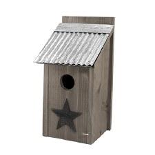 Birdhouse, Rustic Bluebird