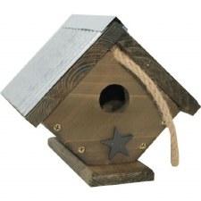 Birdhouse, Rustic Wren
