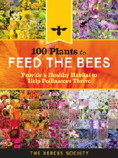 Book, 100 Plants to Feed Bees