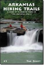 Book, Arkansas Hiking Trails