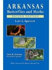 Book, Arkansas Butterflies