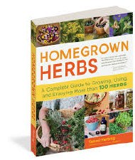 Book, Grow Your Own Herbs