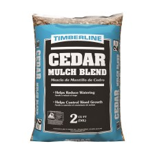 Mulch, Bag, Cedar, 2 cft