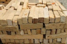 "Stone, Chestnut Cut 4"", per LB"