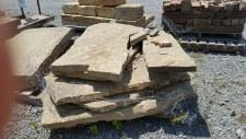 Stone, Chestnut Slab, per LB