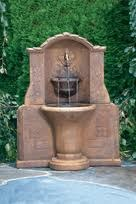 Fountain, Cottage Garden, 50""