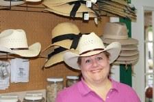 Hat, Cowboy, size 7