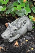 Statuary, Dragon Ladybug