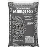 Rock, Bag, Drainage .5 cft