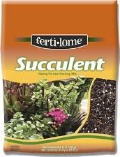 Fertilome Succulent Mix, 8qt