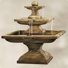 Fountain, Equinox Tall