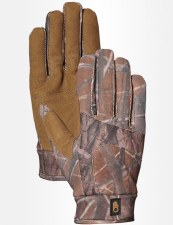 Glove, Camo Buck Brush Shell L