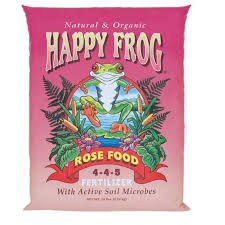 Happy Frog Rose Food, 4lbs
