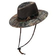 Hat, Aussie Camo Mesh, L