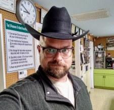 Hat, Childs Stetson, OSFA