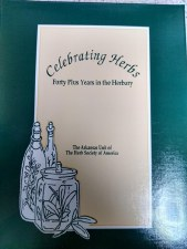 Book, Celebrating Herbs