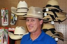 Hat, Aussie Khaki, size LG