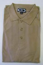 Shirt, Khaki, Large