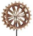 """Kinetic, Rustic Wheel, 26"""""""