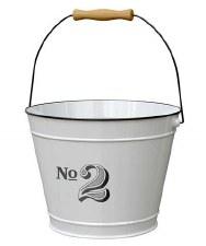 "Planter, Milkhouse, 10"" No. 2"