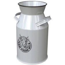 Planter, Milkhouse Milk Can