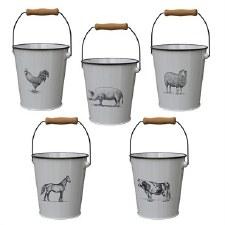 Planter, Milkhouse Farm Animal