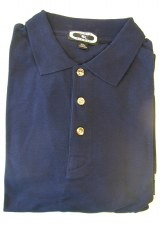 Shirt, Navy, Small