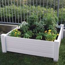Nuvue, Raised Garden Bed