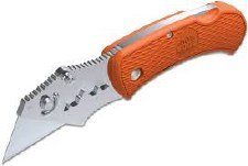 Knife, BOA Orange