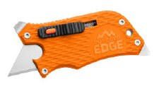 Knife, Slidewinder Orange