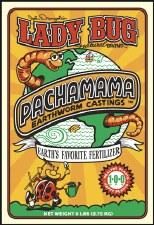 LadyBug Pachamama, 40lbs