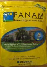 Seed, Panam Bermuda, 5 lbs.
