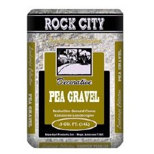 Rock, Bag, Pea Gravel, .5cft