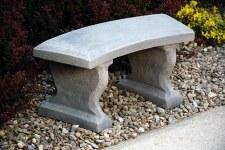 Bench, Petite Plain Seat