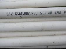 """Pipe, Sch 40   3/4"""""""