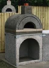 Pizza Oven, Amerigo Cabinet