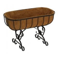 Planter, Blacksmith Cradle