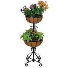 Planter, Forge 2-tier