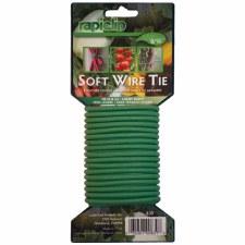 Rapiclip, Soft Wire Tie, 16'