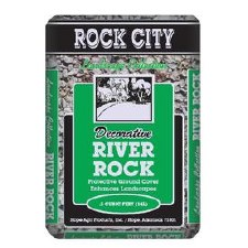 Rock, Bag, River Rock, .5cf
