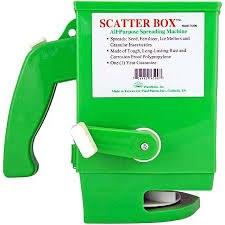 Spreader, Scatter Box, Hand