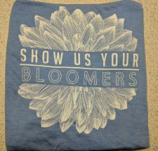 Shirt, Your Bloomers SM