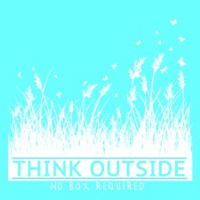 Shirt, Think Outside, XL