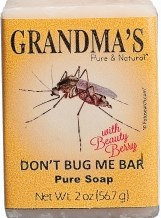 Soap, Dont Bug Me Bar, 2 oz